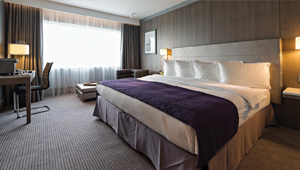 Deco-rative Finish for Iconic Hotel