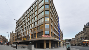 Lighting up multi-million pound hotel complex