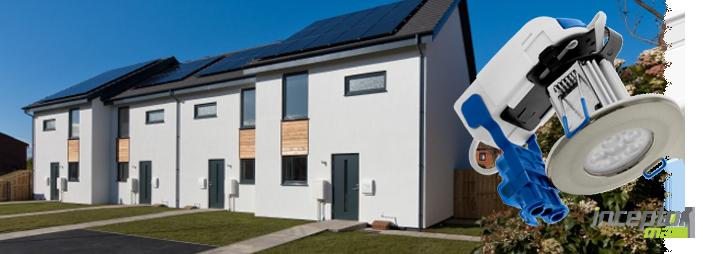 Pioneering eco houses with zero energy bills