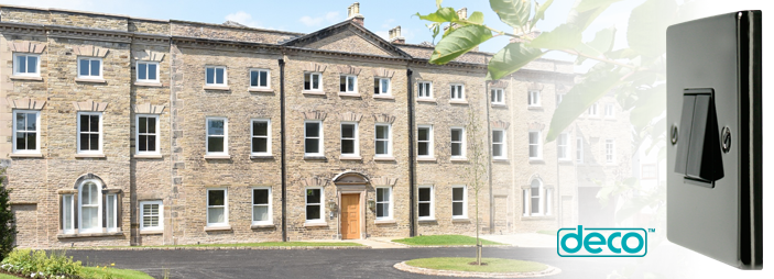 Butley Hall benefits from our technology