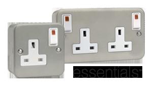 Scolmore expands Click® essentials Metal Clad Range