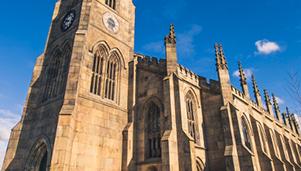 Scolmore aids Church conversion