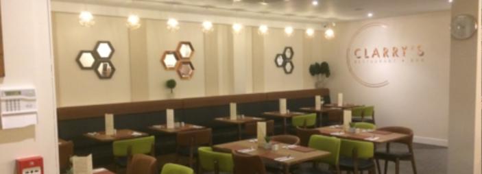 Restaurant & bar gets a Scolmore Group makeover