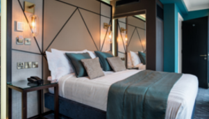 Scolmore specified for new boutique hotel