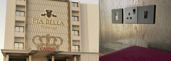 Scolmore's Definity is 'Bella' for Cyprus Hotel