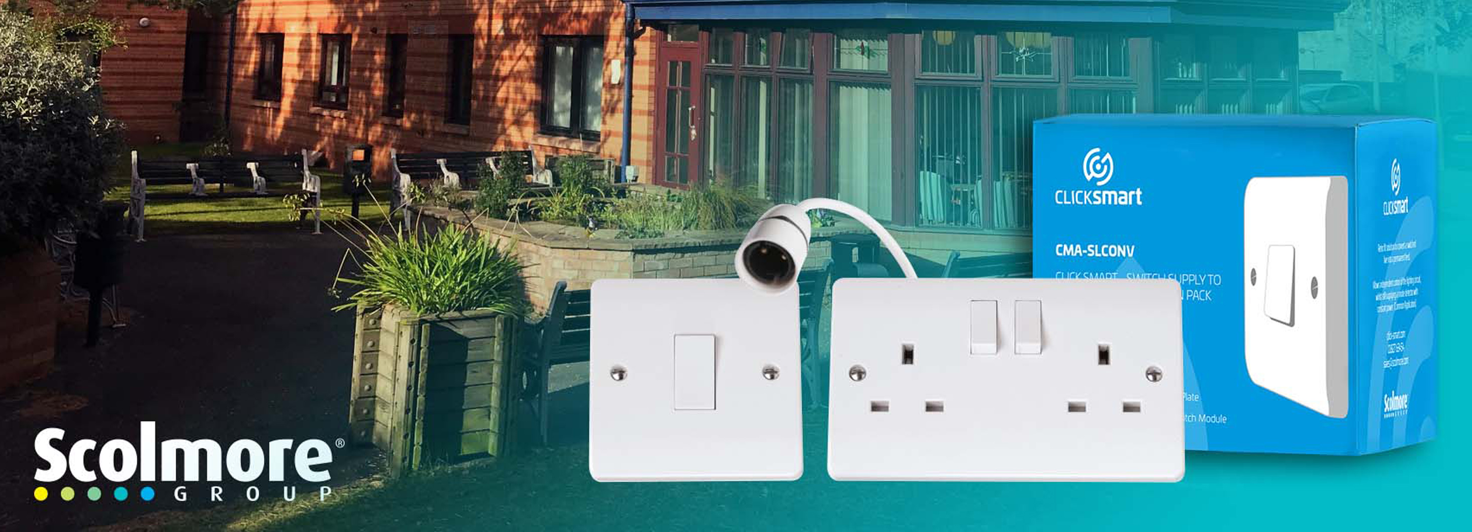 Scolmore provides smart solution for Housing Association's homes upgrade