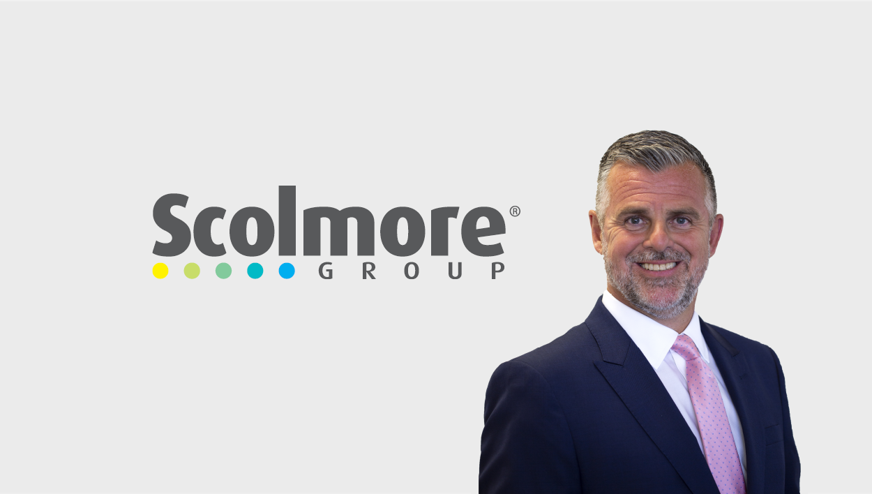 Scolmore promotes Jim Hutchison to group commercial director