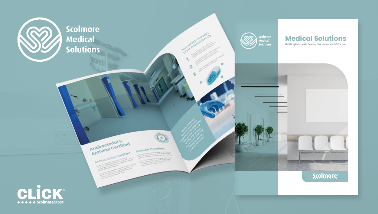 Medical solutions brochure from Scolmore